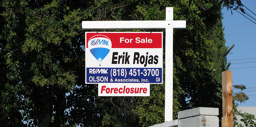 List of Celebrity Foreclosures