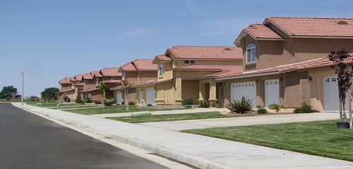 housing tract