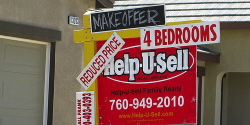 Insulting Price Reductions in Real Estate